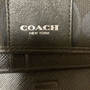 Coach Bags - Black Coach Fabric   Crossbody purse